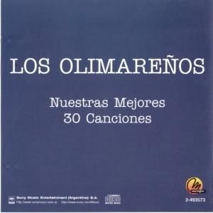 Los Olimareños - Nuestras mejores 30 canciones - Tapa (pág4)