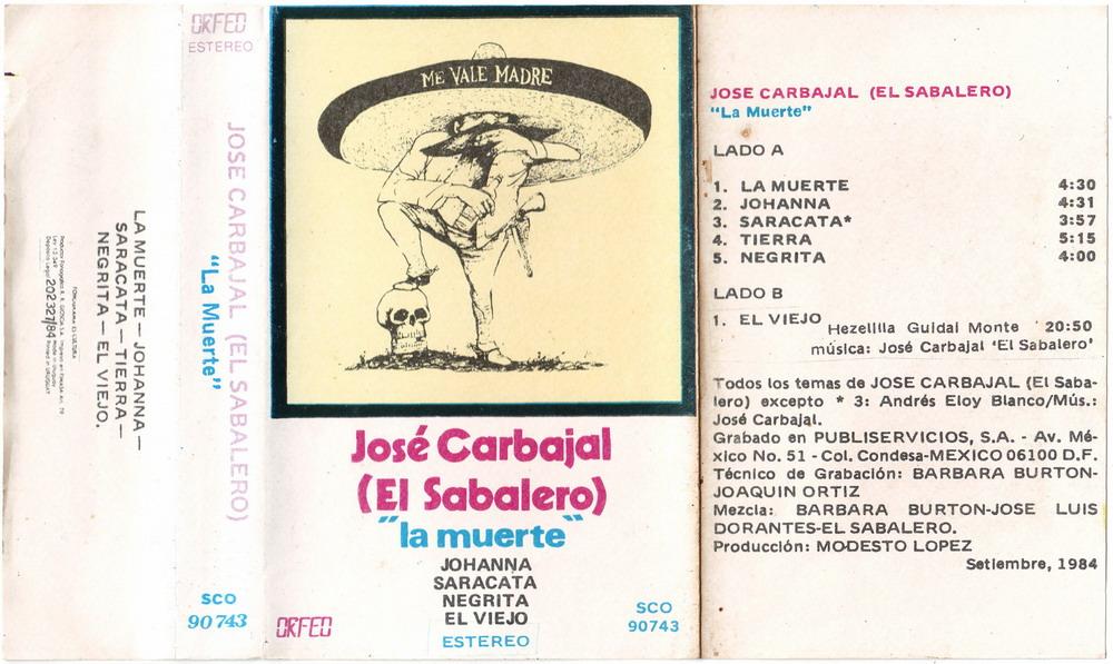 José Carbajal El Sabalero La Muerte
