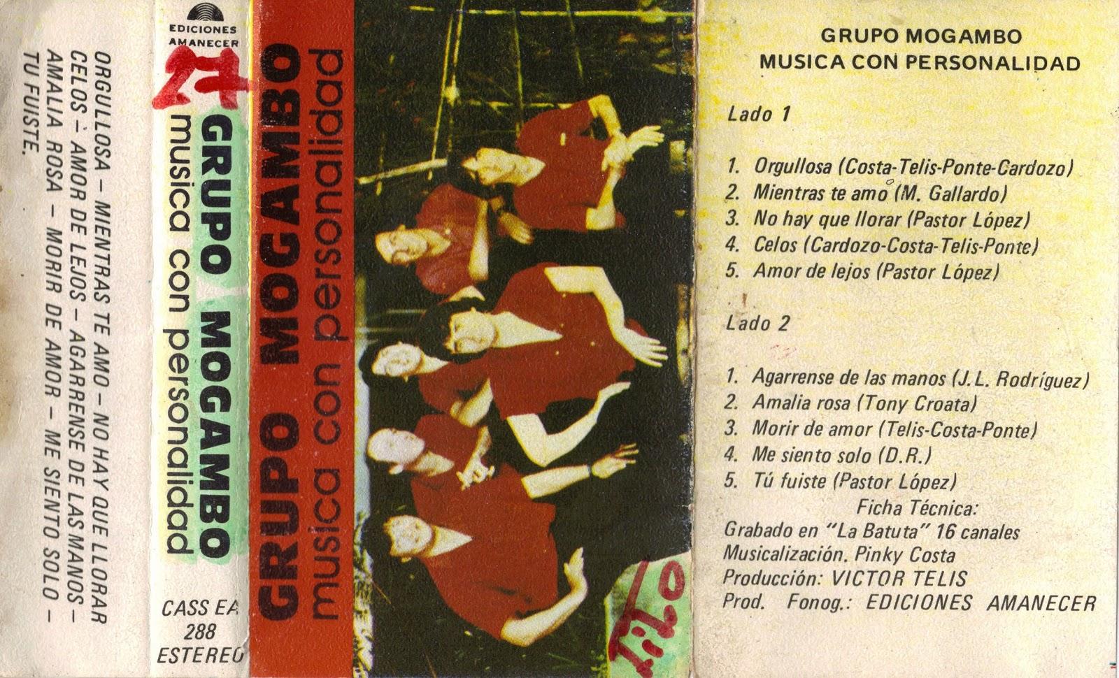 Grupo Mogambo Intercambio Uruguay P 225 Gina 2