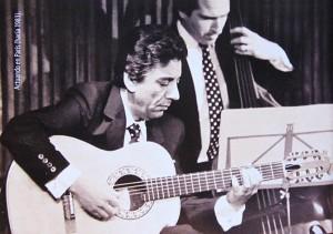 Mario Nuñez en Paris 1983 2
