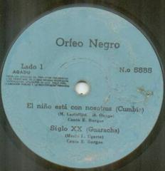 disco orfeo negro