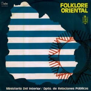 FOLKLORE NACIONAL - MINISTERIO DEL INTERIOR (1975)