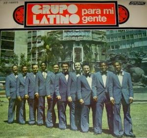 GRUPO LATINO - PARA MI GENTE (1976)