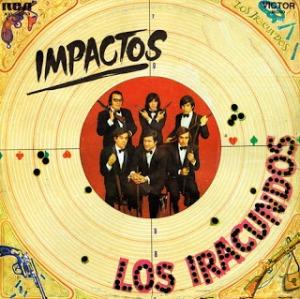 LOS IRACUNDOS - IMPACTOS (1971) 1