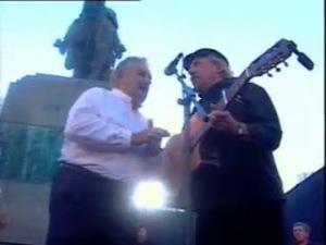 Los Olimareños y José Pepe Mujica