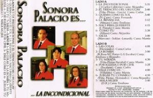 SONORA PALACIO - LA INCONDICIONAL (1998) (CASSETTE)