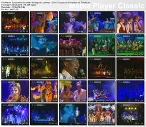 Sarabanda Sociedad de Negros y Lubolos - 2014 - Actuacion Completa 1ra Rueda.avi_thumbs_[2014.02.24_20.32.13]