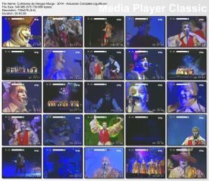 Curtidores de Hongos Murga - 2014 - Actuacion Completa Liguilla
