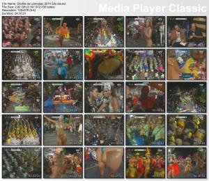 Desfile de Llamadas 2014 2do dia