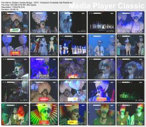 Diablos Verdes Murga - 2014 - Actuacion Completa 2da Rueda