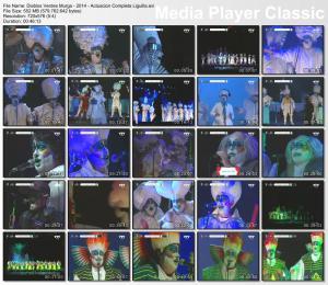 Diablos Verdes Murga - 2014 - Actuacion Completa Liguilla
