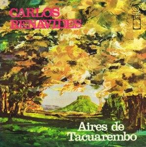 CARLOS BENAVIDES - AIRES DE TACUAREMBO (1977)