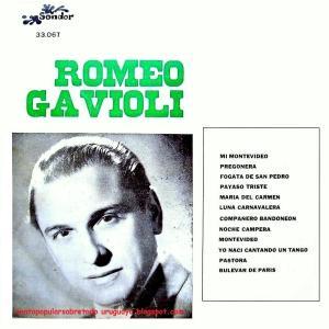 1961 - Romeo Gavioli y su orquesta típica F - copia