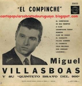 MIGUEL VILLASBOAS - EL COMPINCHE (1960)