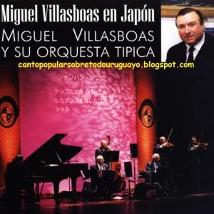 miguel villasboas y su orquesta tipica - miguel villasboas en japón - f